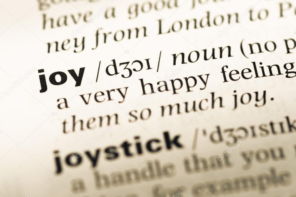 O que é good feeling em inglês