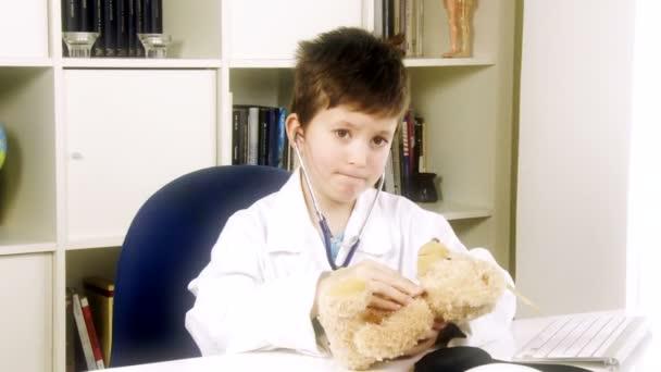 Hrací doktor Kid