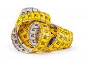 Fotografie měřicí páska