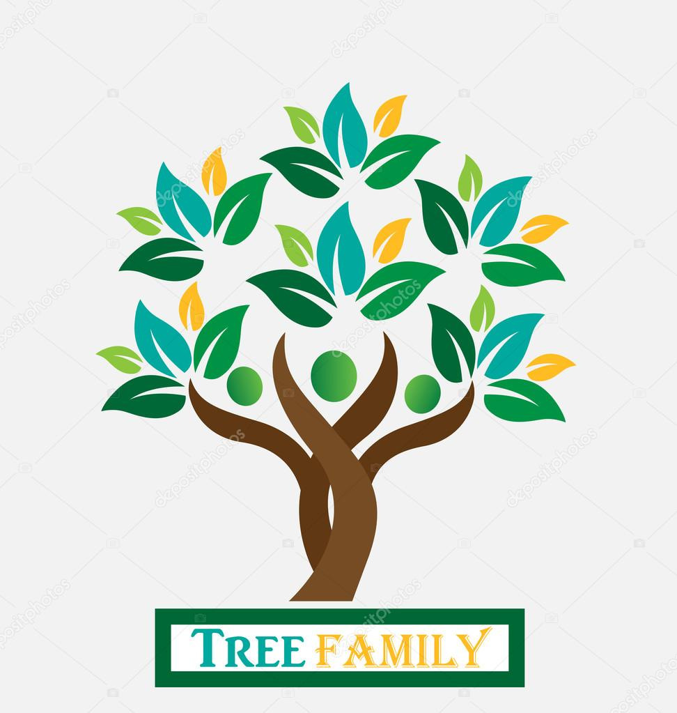 Tree people logo