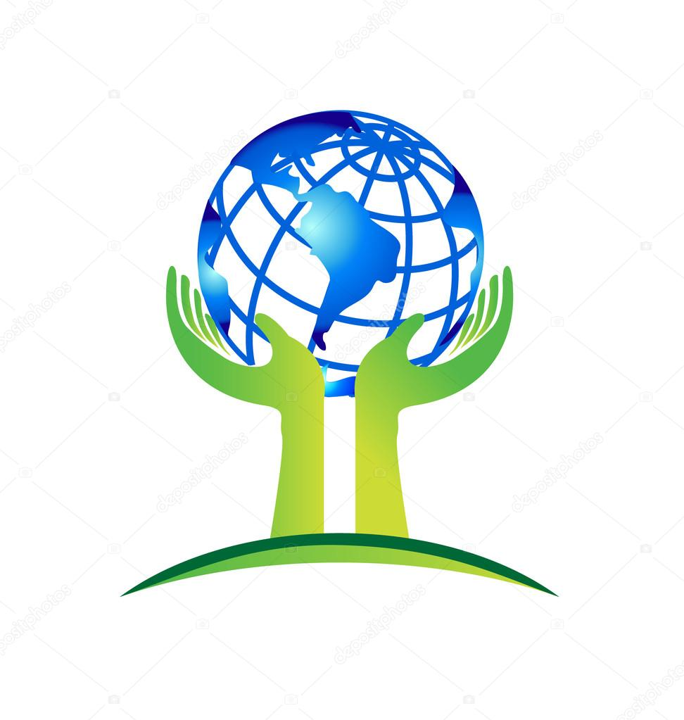 Globe map world care logo archivo imgenes vectoriales glopphy globe map world care logo archivo imgenes vectoriales gumiabroncs Choice Image
