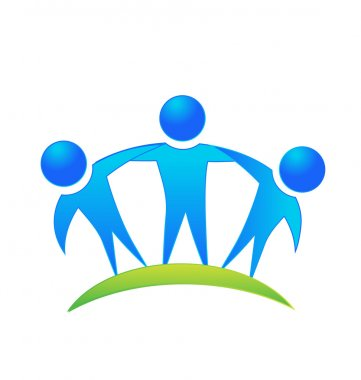 Team people business logo