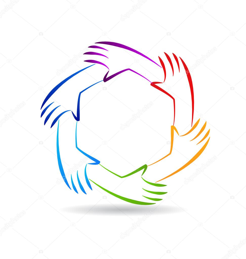 Helping Hands Logo Vector Images Royalty Free Helping Hands Logo Vectors Depositphotos