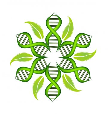 DNA Strands logo