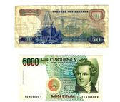 Staré Evropské bankovky