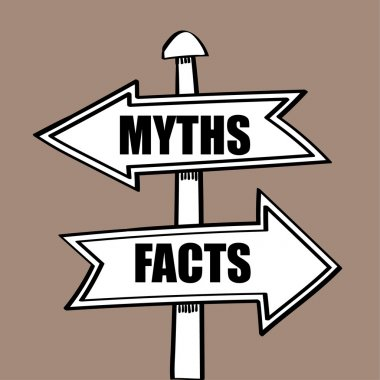 Myths and Facts Signpost