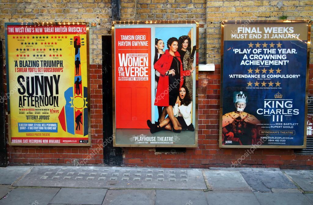 West End Theatre Productions