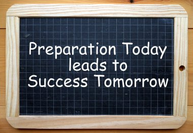Prepare for Success
