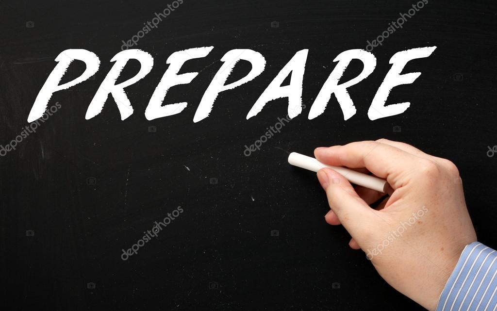 Writing Prepare