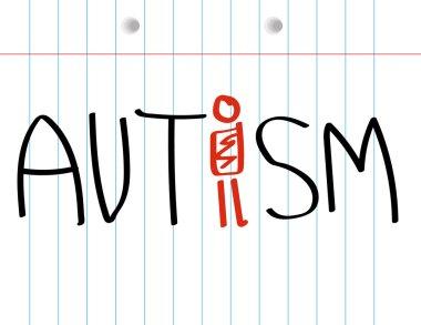 Autism Awareness Concept