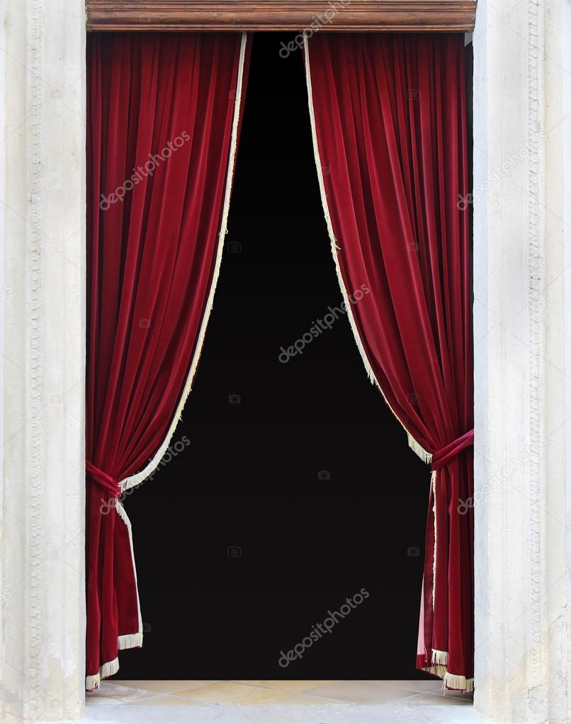 curtains red curtain photos stage background theatre velvet