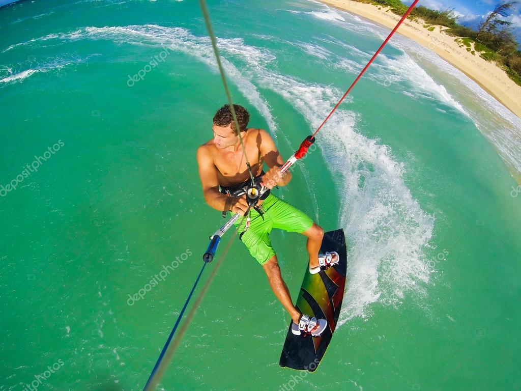 Extreme Sport, Kiteboarding