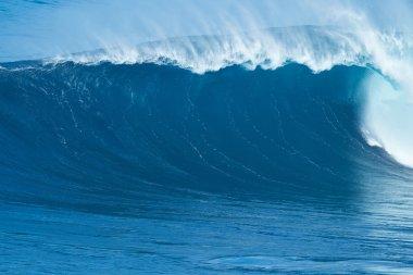 Powerrful Ocean Wave