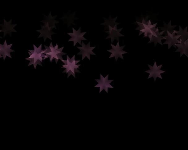Stars. Animation.