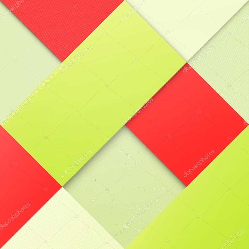 Fondo abstracto, colorido con Marcos cuadrados. vectores geométricos ...