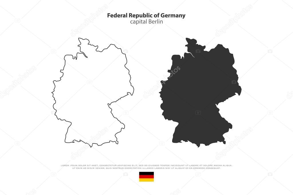Federal Republic of Germany ma...