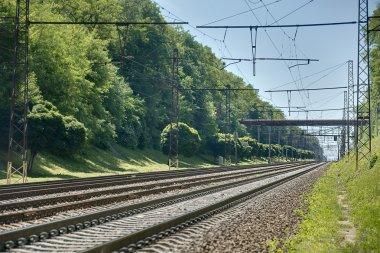 Photo railway.