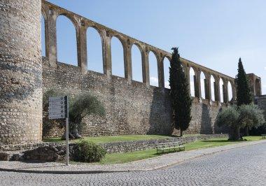 old aquaduct evora