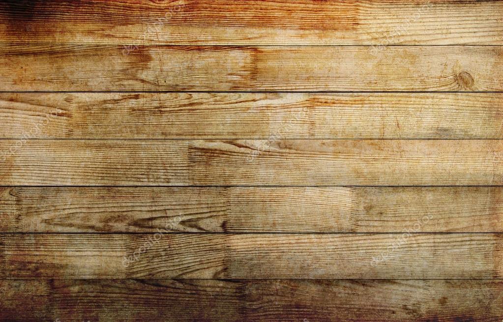 Sfondo di legno grunge texture, Tavole piallate e incollate — Foto ...