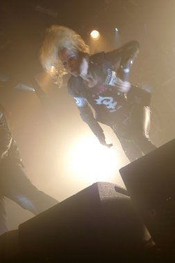 Arch Enemy in concert