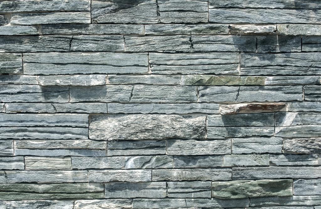 Sandstein Wand Grau Blau Zaun Stockfoto C Varbenov1 116299428
