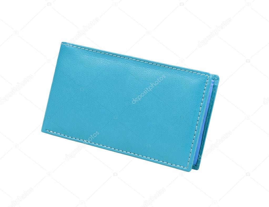 Blauwe Portemonnee.Blauwe Portemonnee Object Stockfoto C Ozaiachinn 63310329