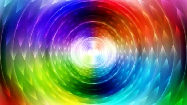 rainbow radial colorful background