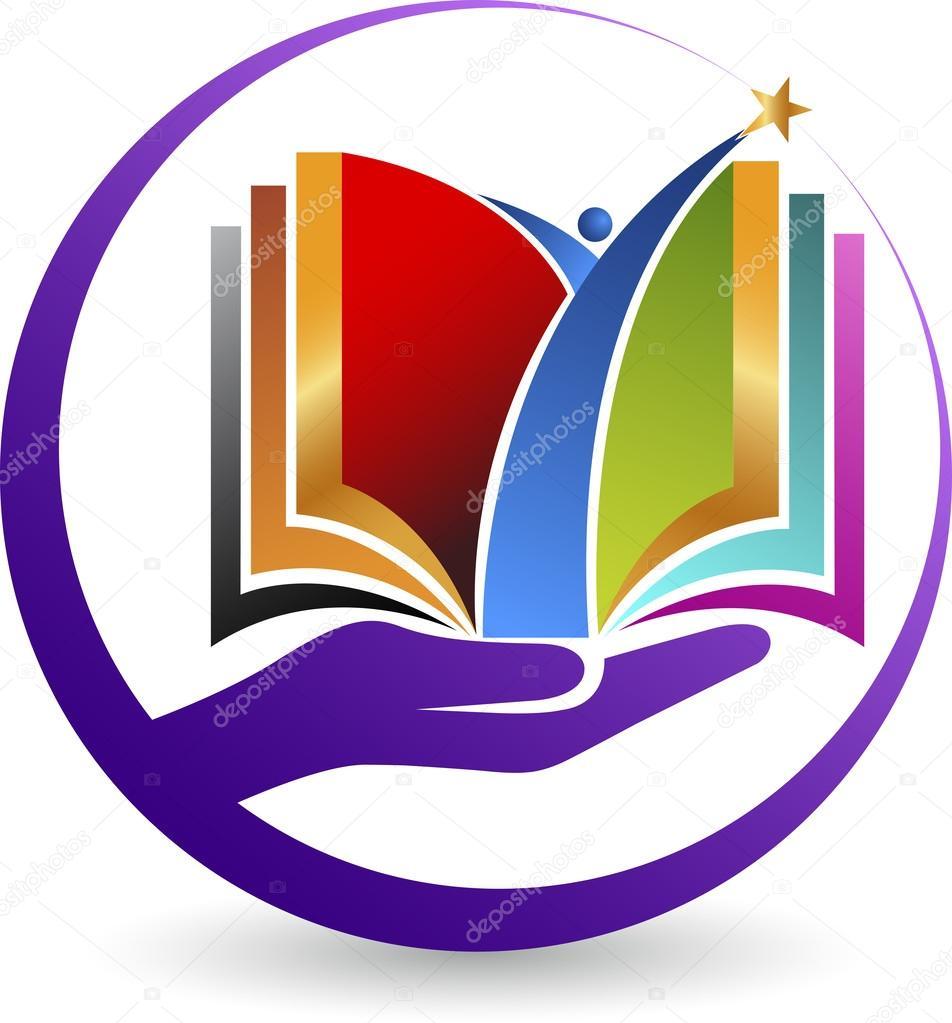 Hand book logo