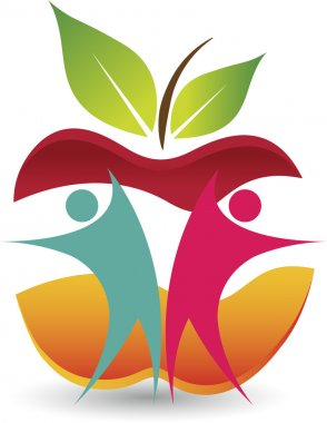 Active couple logo