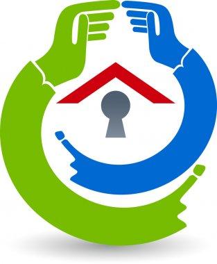 Safety house logo