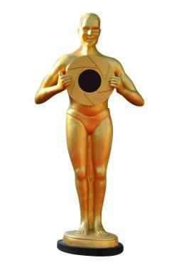 gold statuette