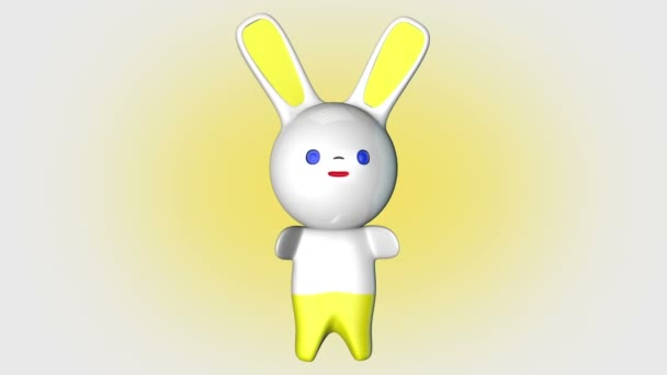 Japanese Kawaii Bunny