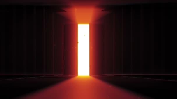 Mysterious Door background \u2014 Stock Video & Mysterious Door background \u2014 Stock Video © boscorelli #70922691