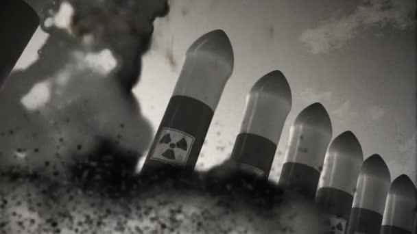 Spuštění jaderné rakety