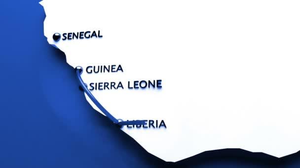 Ebola-Virus-Verbreitung in Europa