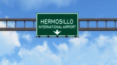 Helsinki Vantaa Airport Highway Road Sign