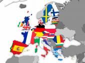 Az Eu Térkép