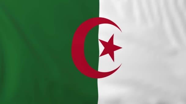 Flag of Algeria