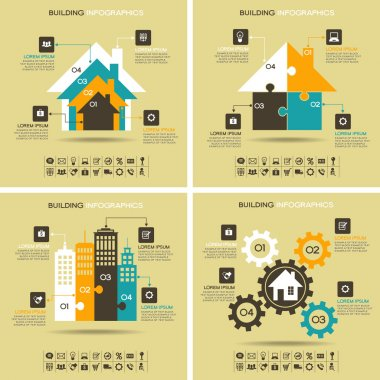 Smart home automation system. Smart house technology system with centralized control from your tablet. Internet of things. Flat design style vector illustration with technology icons and gadgets. clip art vector
