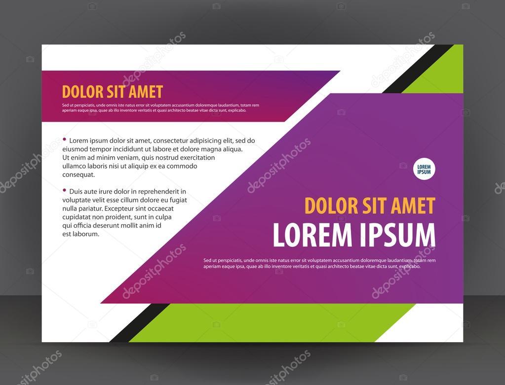 diploma design print template brochure stock vector © irinaww  vector modern bright purple green and white certificate or diploma design print template brochure vector by irinaww