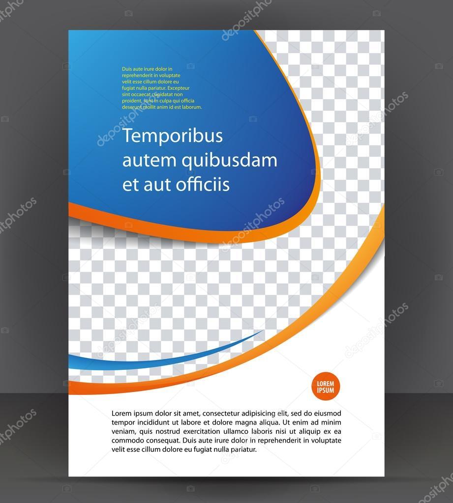 d u00e9pliant  brochure  magazine  mod u00e8le impression conception