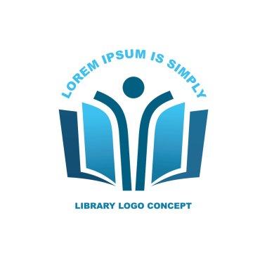 Free education logo concept
