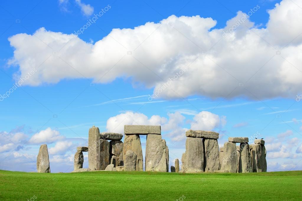Stonehenge ancient prehistoric stone monument