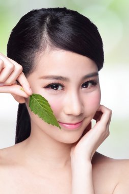 skin care and organic cosmetics