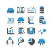 Velké datové ikony