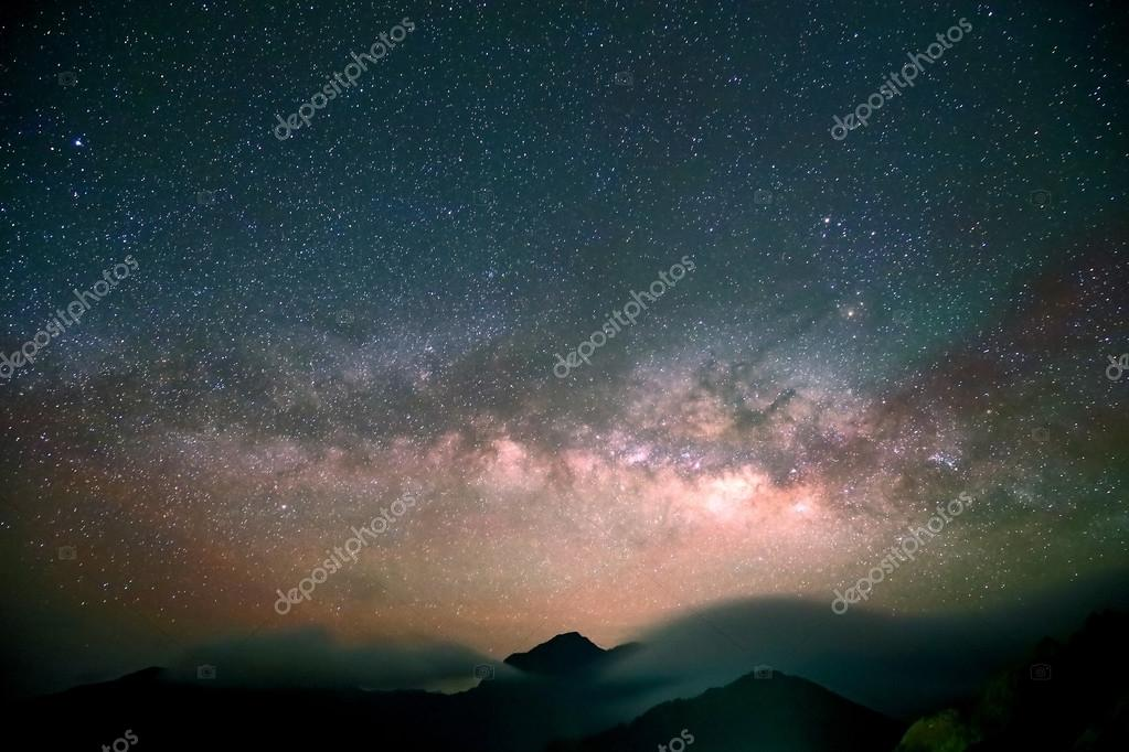 Amazing Stars at Night