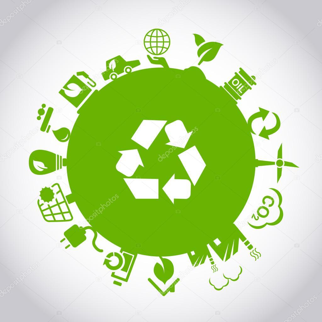 Environment ECO concept