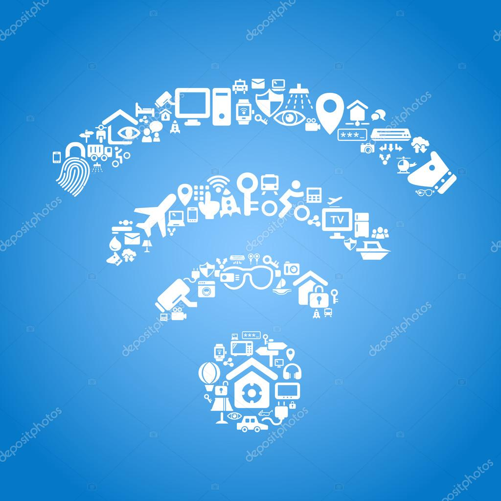 Internet of things and cloud computing