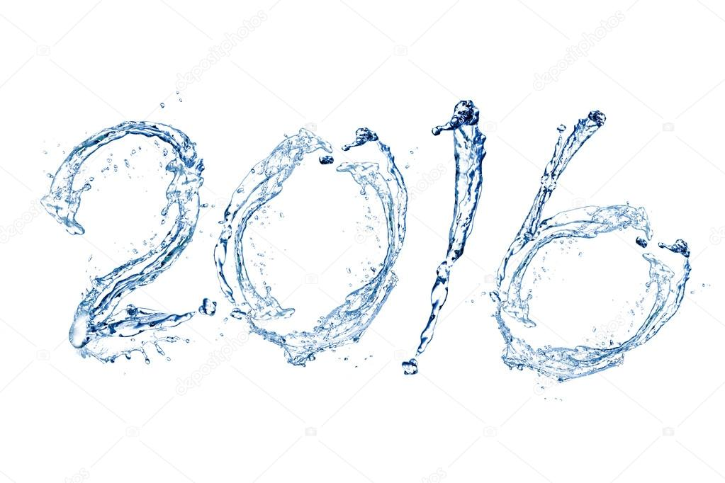 2016 by Pure splash of water