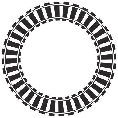 circular railroad track